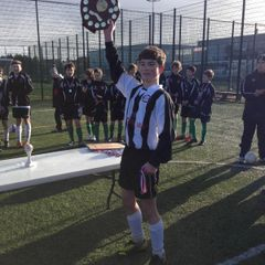 Under 14 North Wales Academy Futsal League 2012-2013 - Finals event 27/01/13