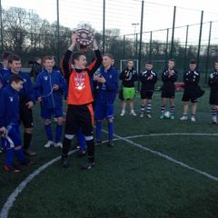 Under 16 North Wales Academy Futsal League 2012-2013 - Finals event 27/01/13