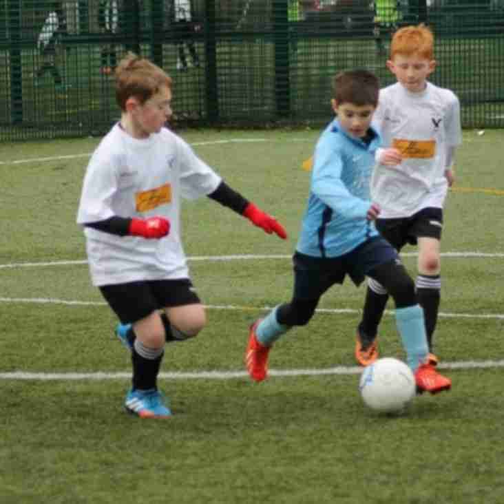Under 8 League Fixtures January 2017-April 2017