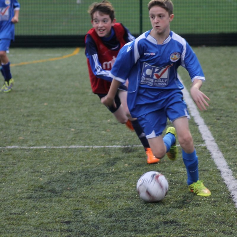 Under 9 League - October 2016-December 2016 Fixtures Released