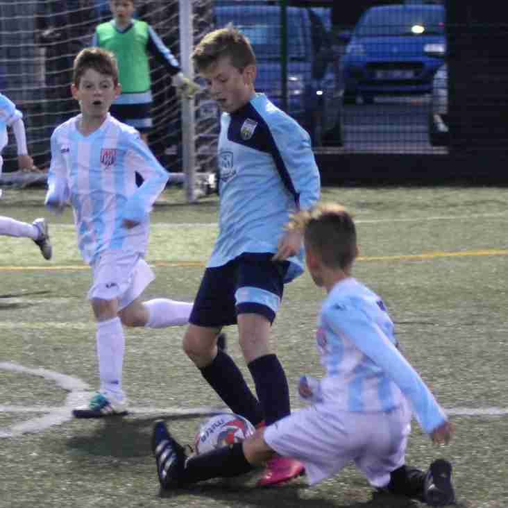 U9 and U10 Futsal Leagues to Start in April 2017