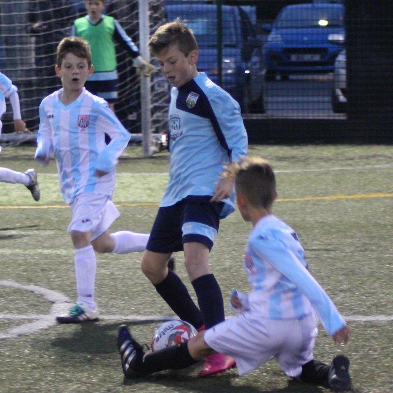 U9 and U10 Futsal Leagues to Start in April 2017