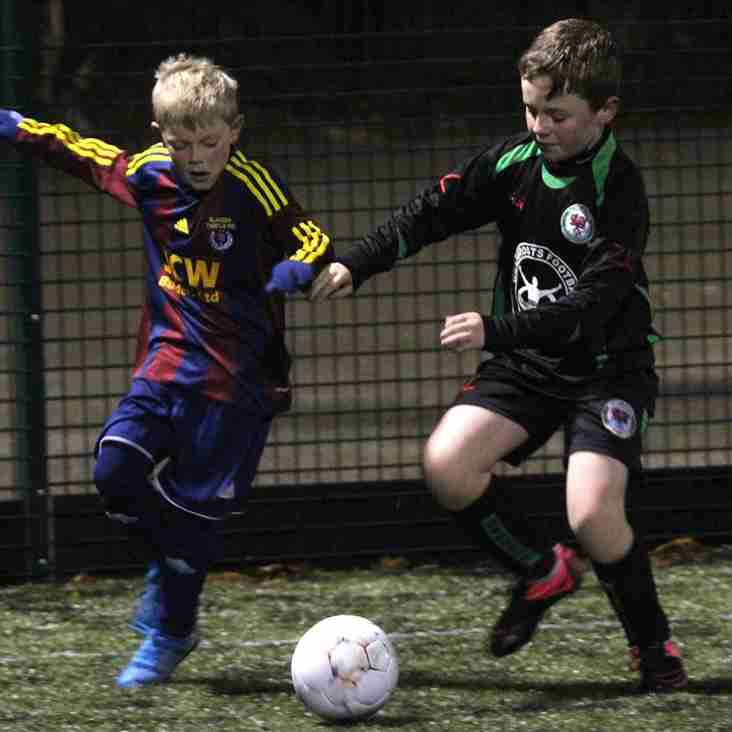 Under 10 League Fixtures - April to June 2017