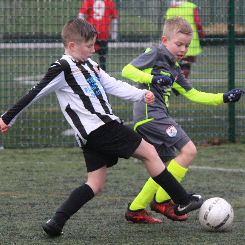 U9 Futsal League Fixtures February-May 2018