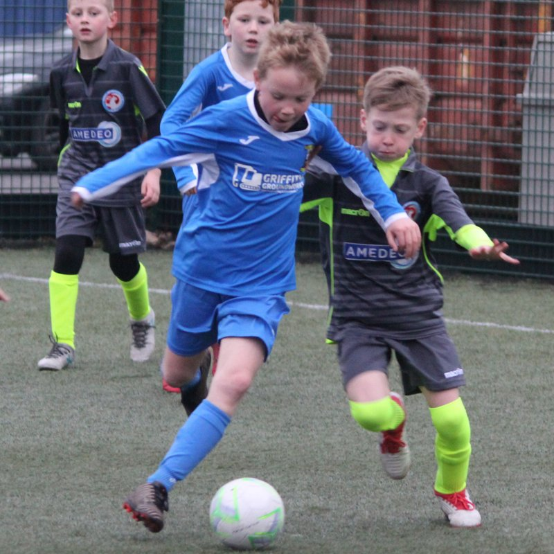 Under 9 League Fixtures Friday October 2018-December 2018