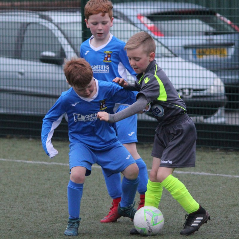 Under 8  League Fixtures Wednesday  October 2018-December 2018