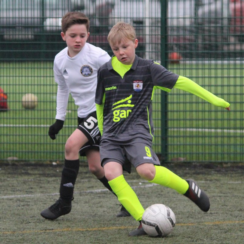 Under 10  League Fixtures - Wednesday October 2018-December 2018