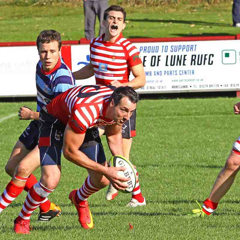 Vale of Lune vs Bolton 1st XV 4/10/14 (courtesy of Tony North)