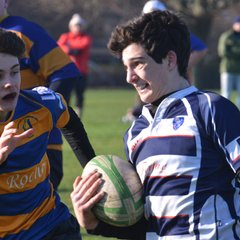 Havant U15's Vers Gosport January 2019