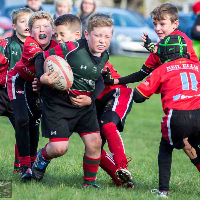 Wrexham Under 10's v Denbigh 28/10/18