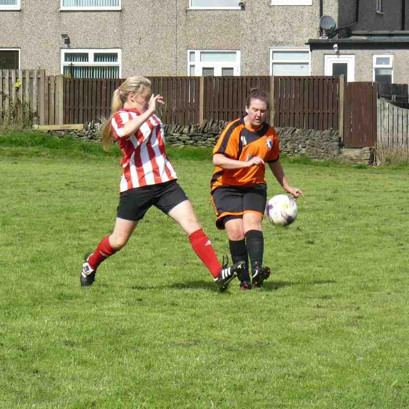 Yorkshire Amateur Ladies