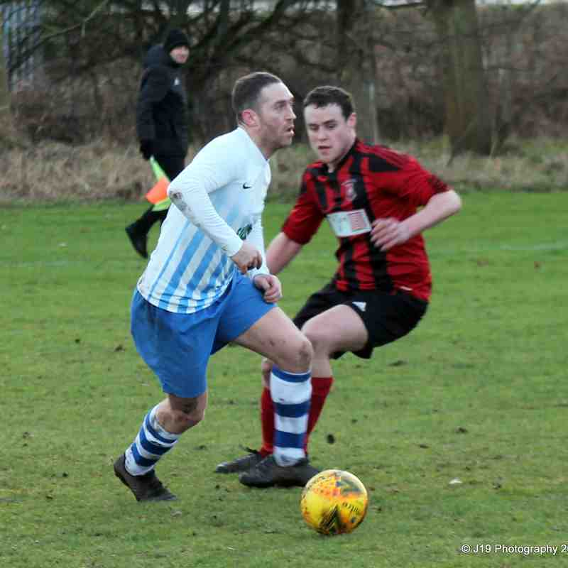 vs. Bowhill Rovers (H) - 18/01/20
