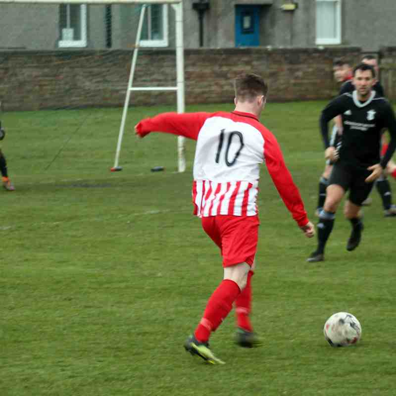 vs. Pittenweem (A) - 07/03/20