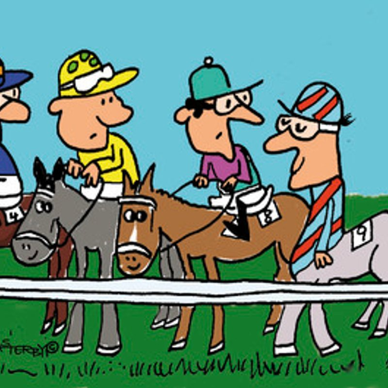 RACE NIGHT - 9TH JUNE AT THE CLUB. ALL SPONSORS PACKAGES NOW GONE
