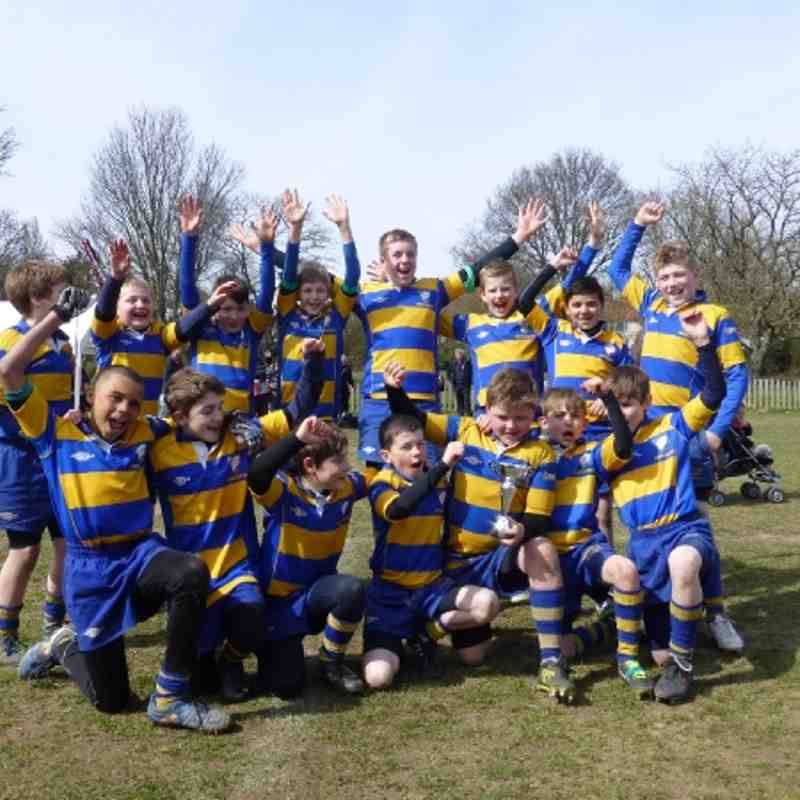 Beccehamians Mini Festival Apr 07 2013