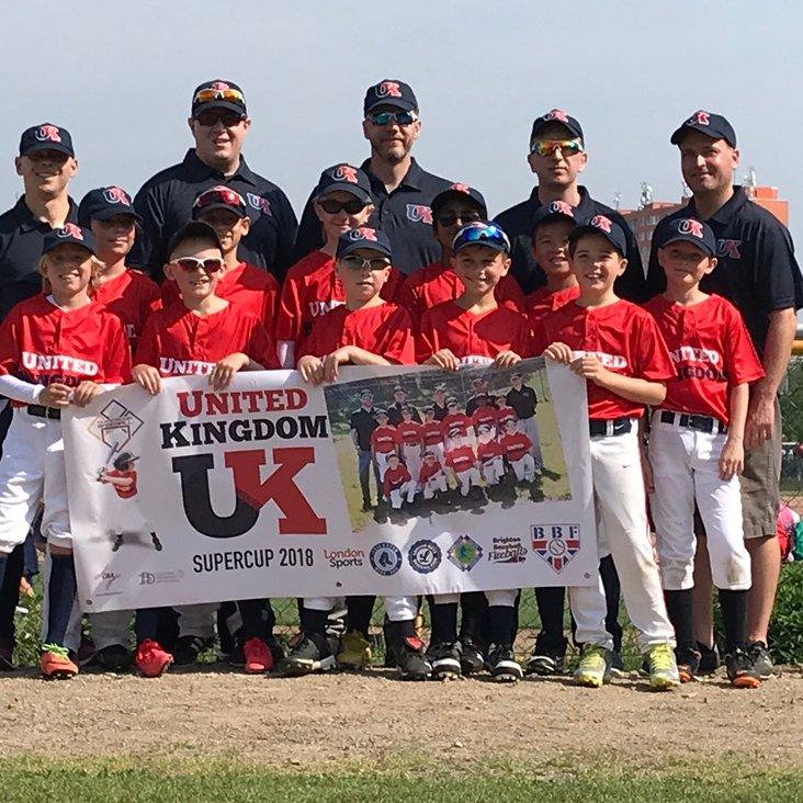 Team UK baseball announces u10 trials and academy day<