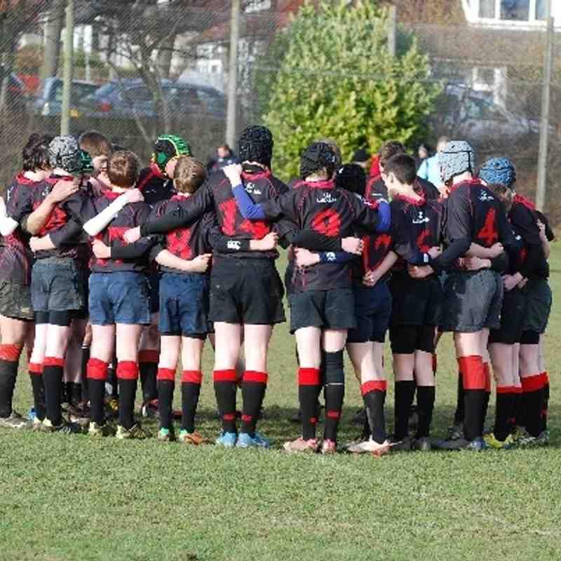U15 Aberdeen Grammer v Mackie 23-2-14