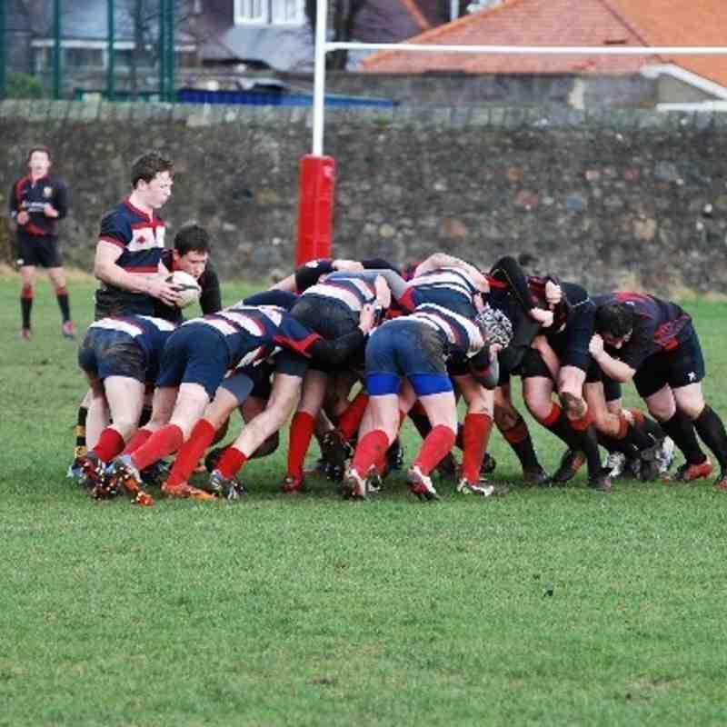 U16-U15 Aberdeen Grammer v Mackie 23-2-14
