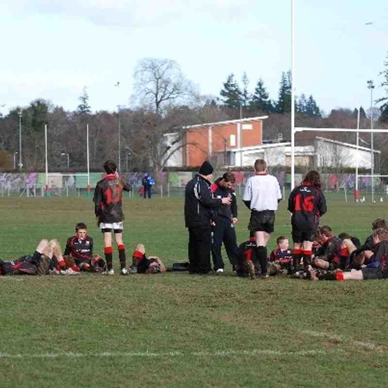 U15 Mackie v Falkirk 23-3-14