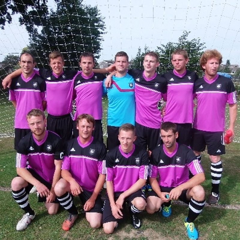 Bricklayers Arms beat Green St Blues Reserves 6 - 2