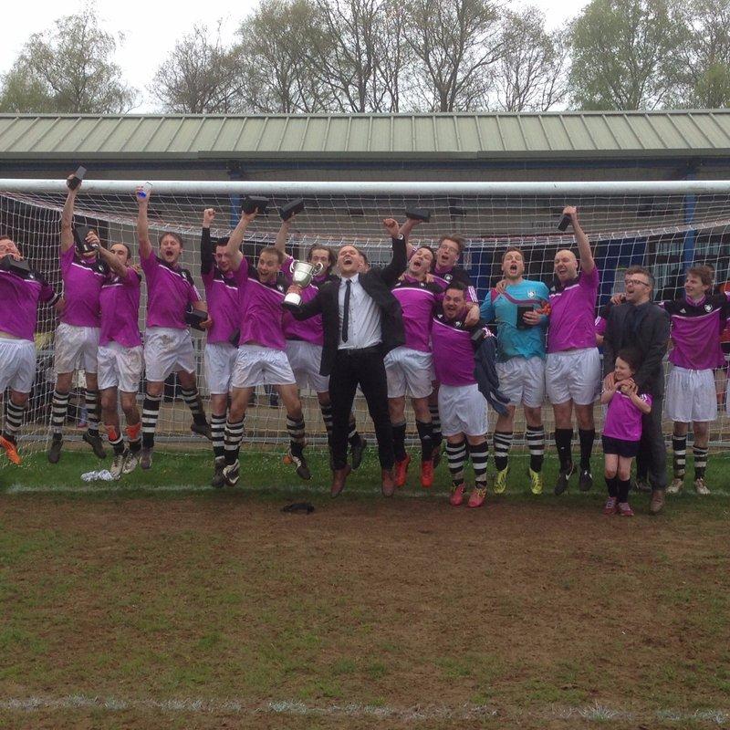 Junior Cup Final 2015