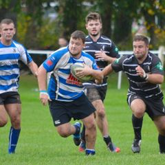 Ystradgynlais v South Gower 18/10/14