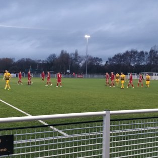 Basford United 3 Scarborough Athletic 1