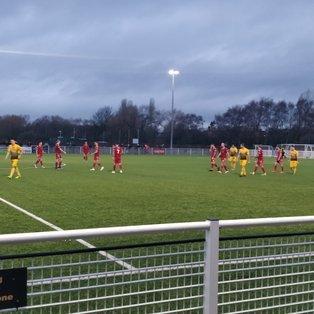 Basford United 3 Scarborough Athletic 1