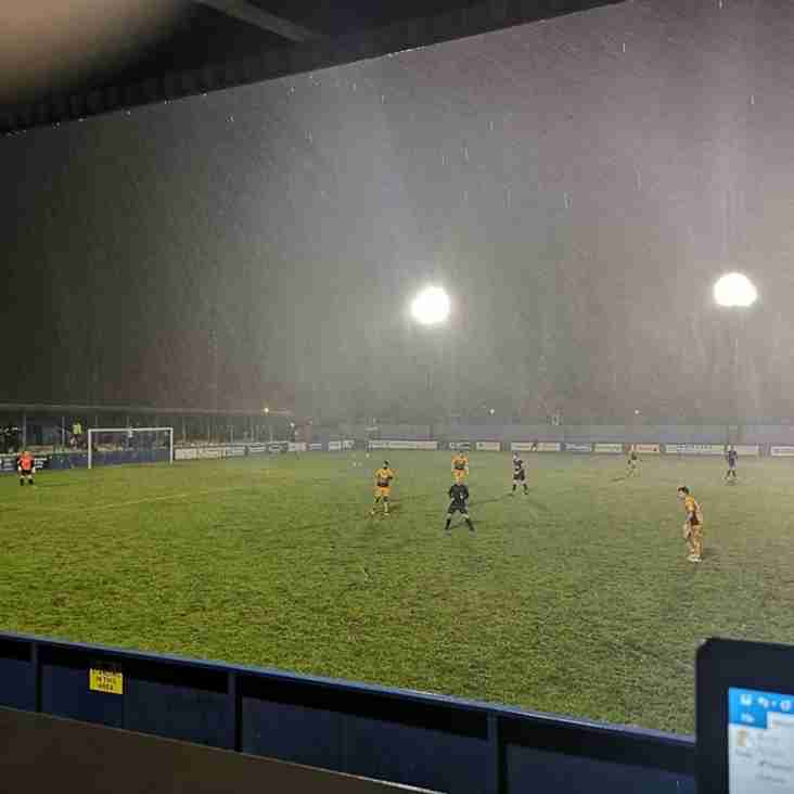 Basford United lose tightly contested match away at Farsley Celtic