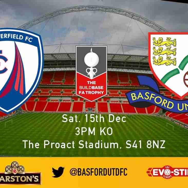 Basford United V Chesterfield Preview