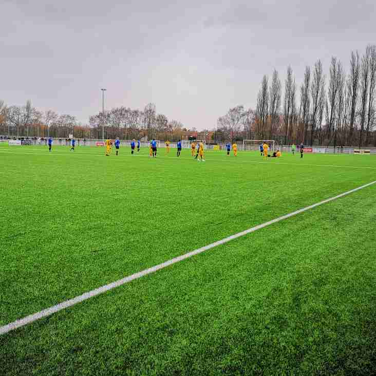 Basford United 0 Gainsborough Trinity 1