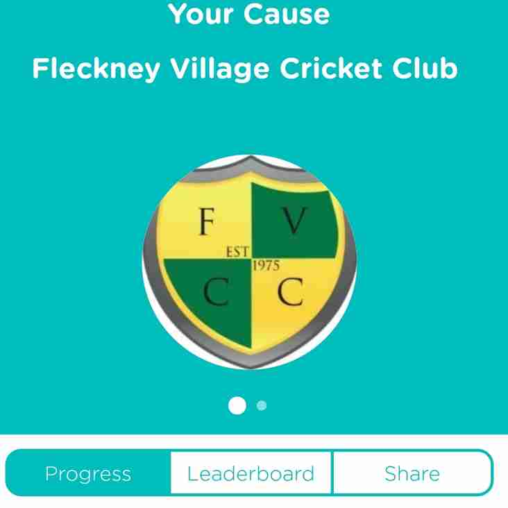 Fleckney sign up to easyfundraising