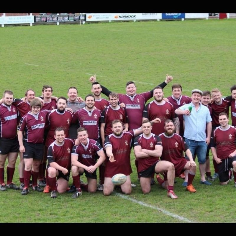 3rd XV - Saxons lose to Nestle Rowntrees 24 - 10