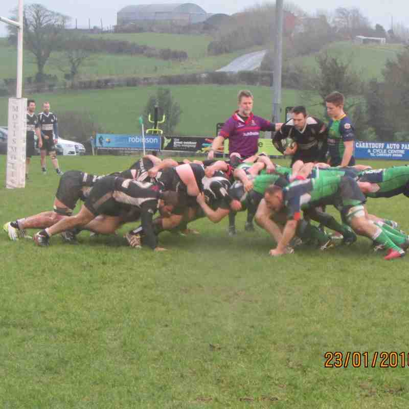Ards v Ballynahinch - Towns Cup 23/01/16