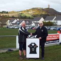 Fresh Fields continue sponsorship of Ards mini rugby