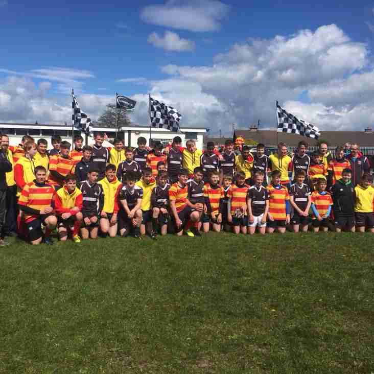Busy weekend for Ards Rugby!!