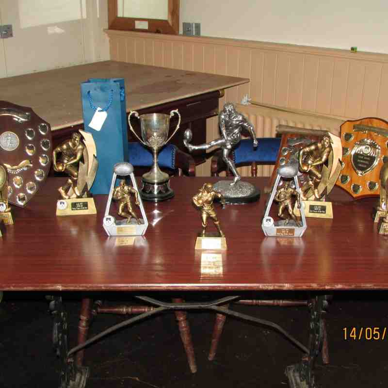 Player's Awards Night 2015-16