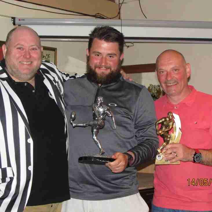 Player's Awards Night 2015-16