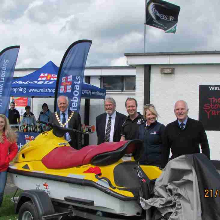 RNLI Yellow Welly Day @ Ards RFC