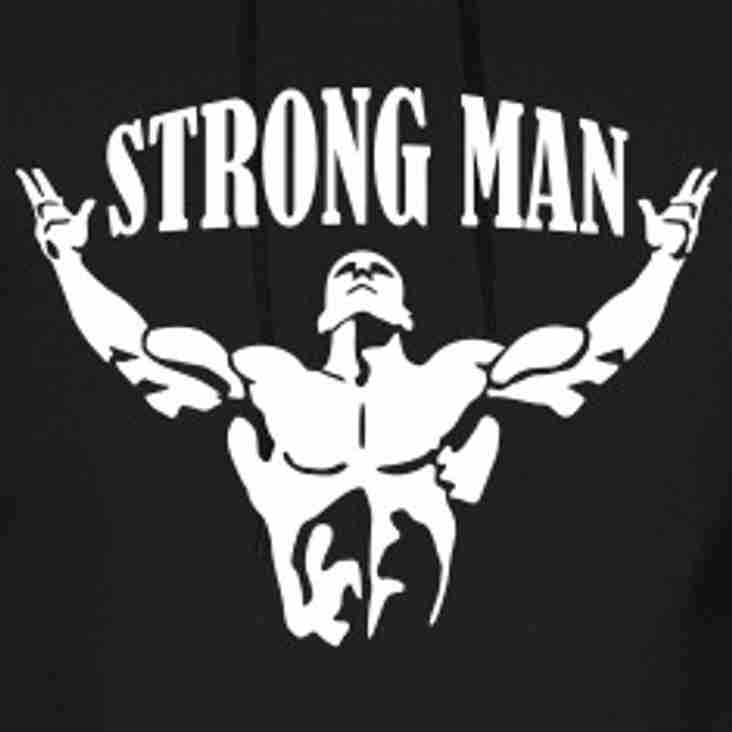 Ards Rugby Strongman - Sat 9th July