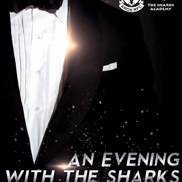 An evening with the Sharks - SOLD OUT