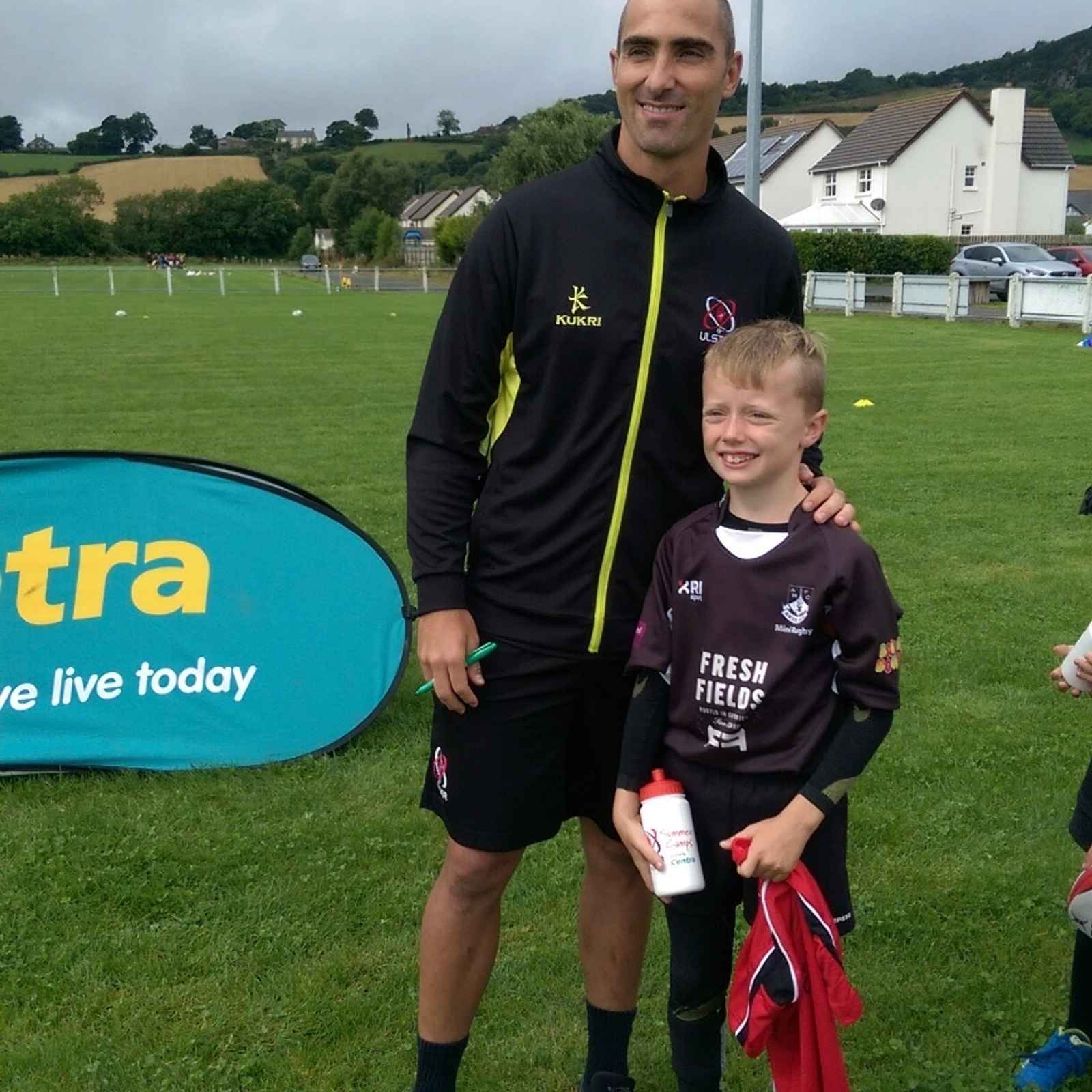 Centra Ulster Rugby Summer Camp @ Hamilton Park