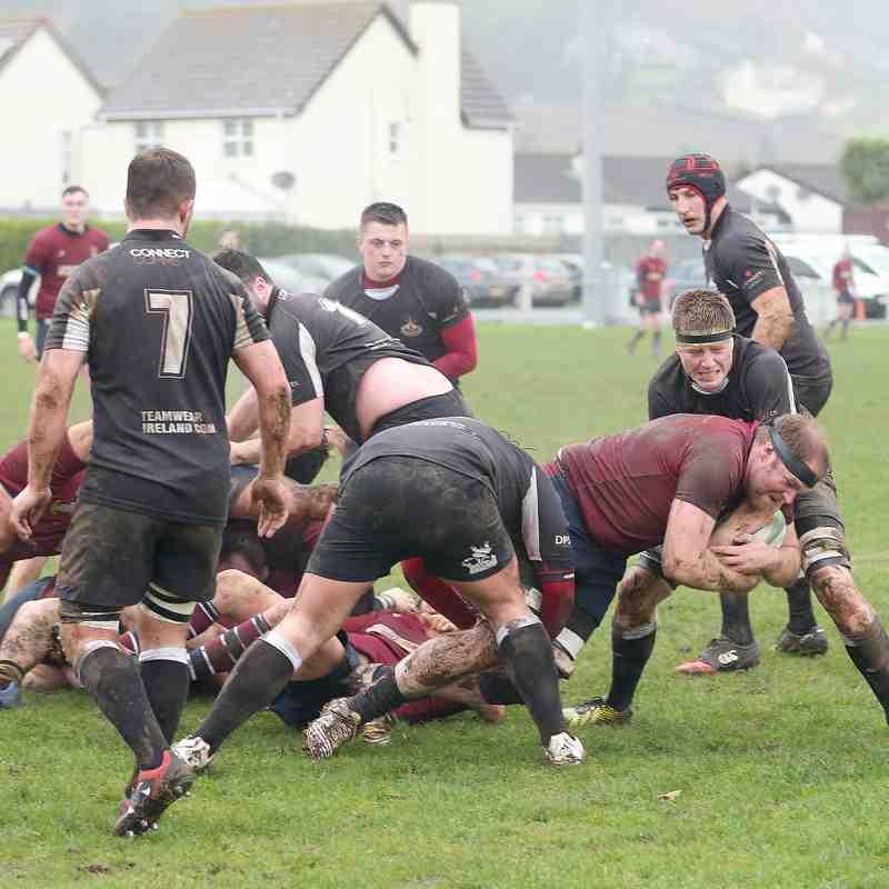 Ards v Enniskillen 1/4 final Towns Cup 25/02/17