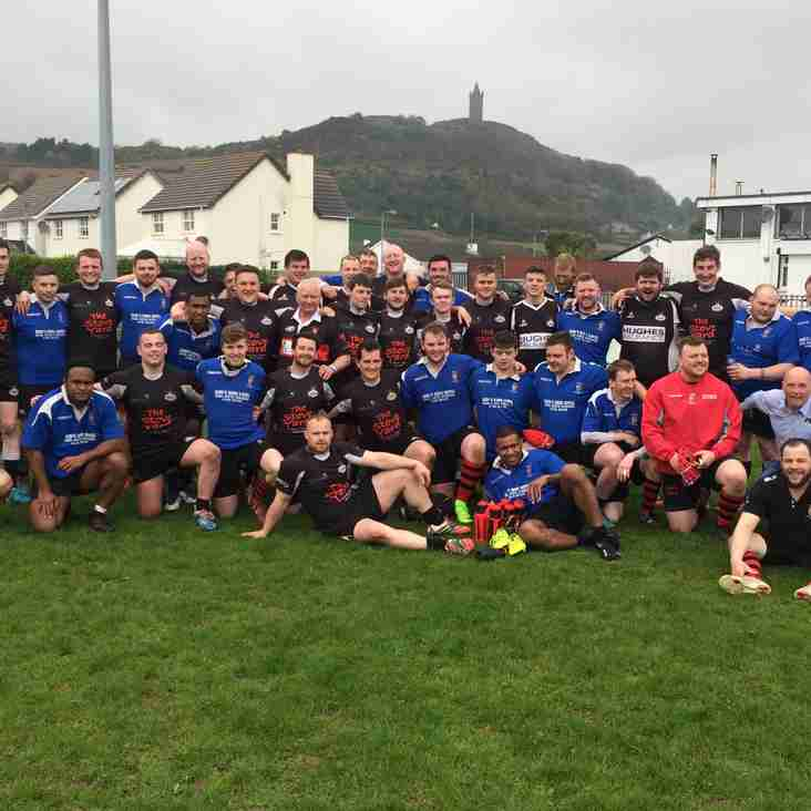 Ards regain the Cumnock Cup