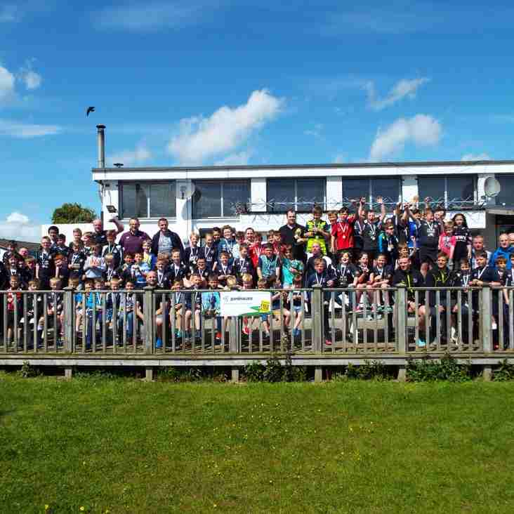 Ards Mini Rugby end of season party & awards