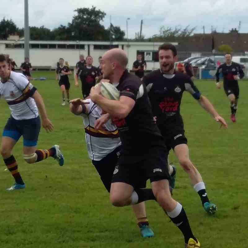 Ards 1sts v Banbridge 26/08/17