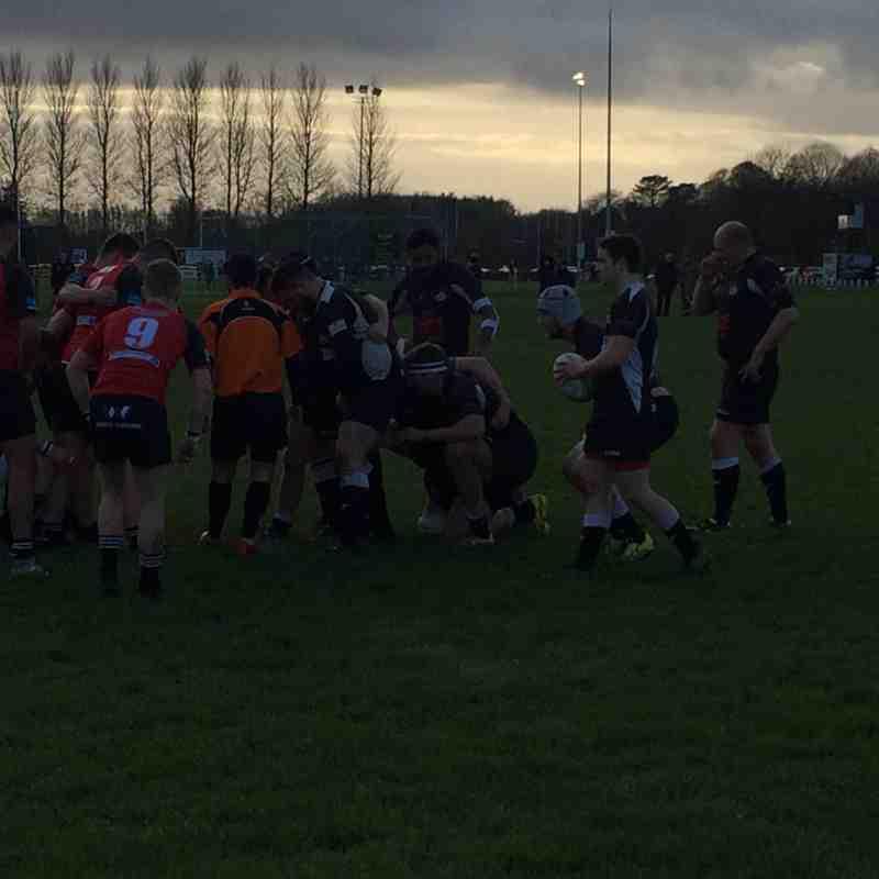 1sts v Ballymena 2nds