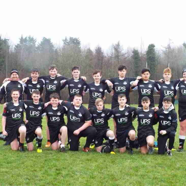Ards U16s into Ulster Carpets Youth League play offs