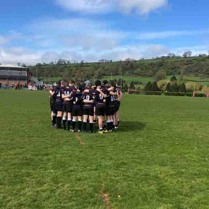 U16s end their season at Larne tournament (05/05/18)