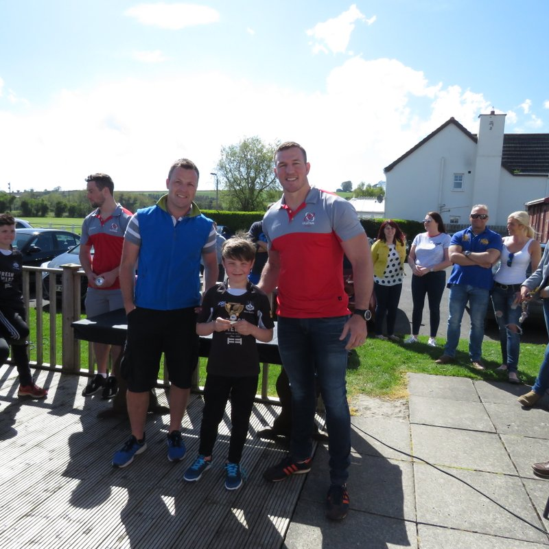 Ards Mini Rugby End of Season Party